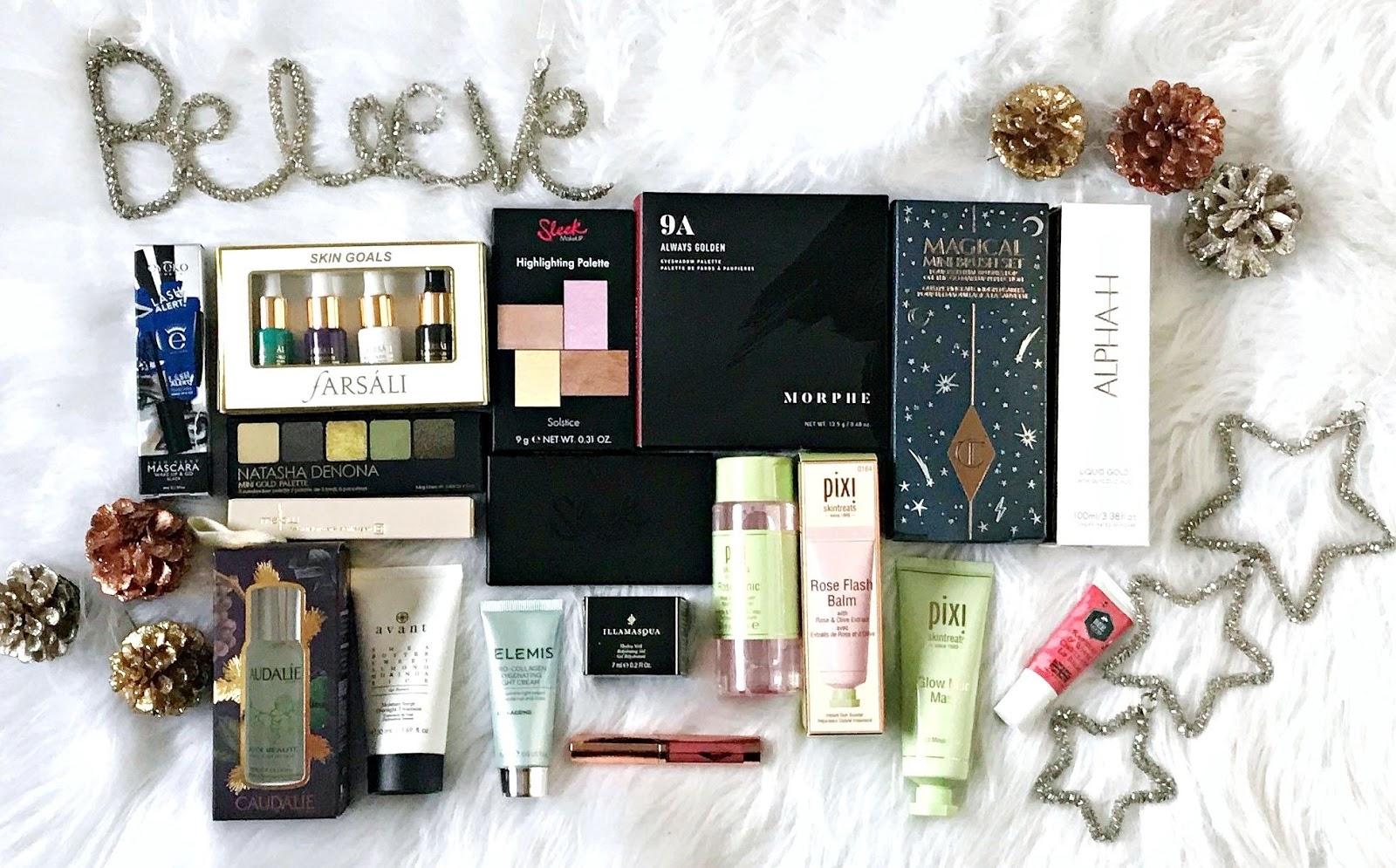 Christmas Giveaway 2019 Win skincare & makeup