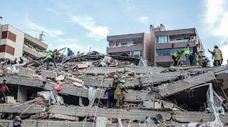 Gempa Turki Tsunami