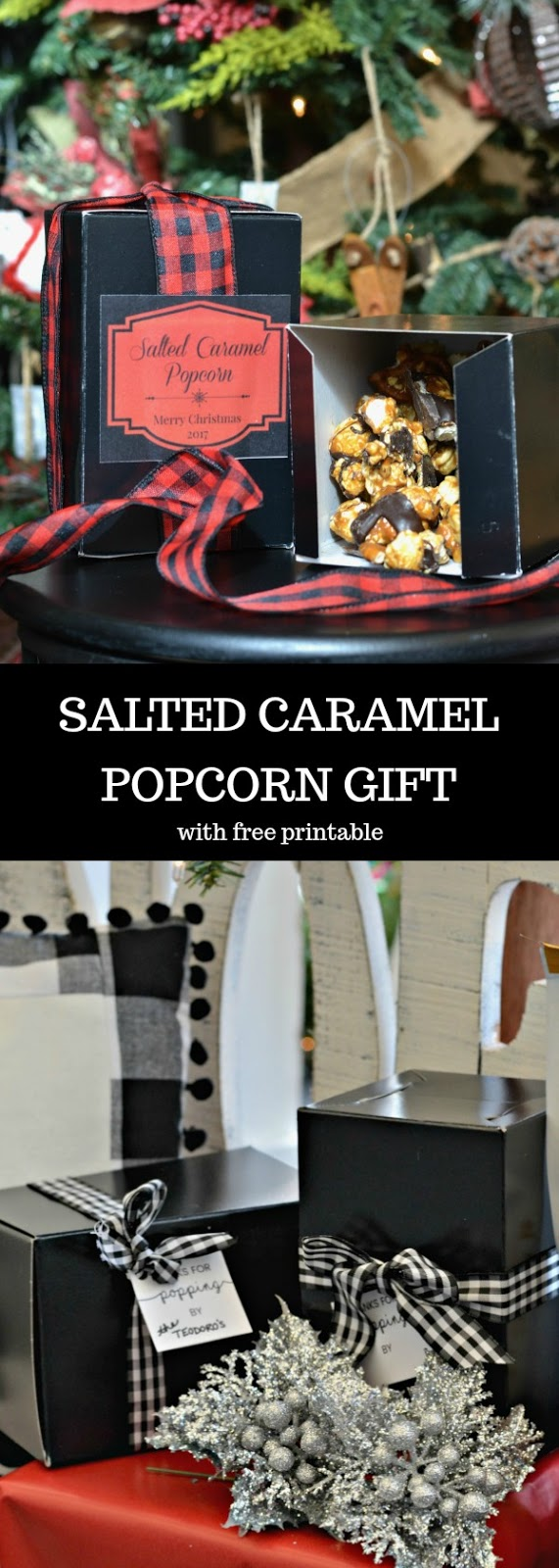 a great, sort of homemade gift that is inexpensive to give to your family and friends