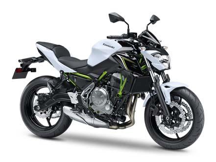 Harga New Kawasaki Z650 Terbaru