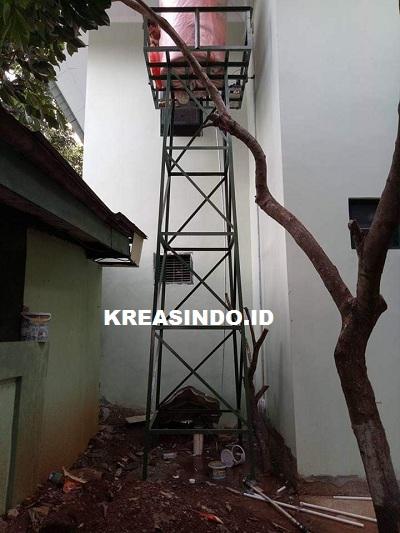 Jasa Menara Air Besi di Bogor dengan Bahan Berkualitas Jaminan Harga Murah