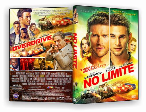 DVD – NO LIMITE 2018 – ISO