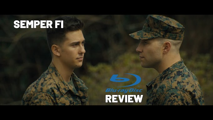 Semper Fi (2019) Blu-ray Review: The Basics