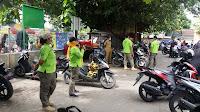 Sat Pol PP NTB Ajak Masyarakat Gunakan Masker Saat di Luar Rumah