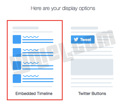 Pasang Kronologi Tweet Twitter di Dalam Artikel Blog