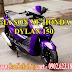 Bảng giá sơn xe máy Honda Dylan 150