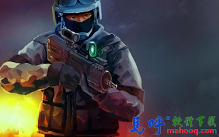 Critical Strike Portable APP / APK Download,CS 反恐精英 Counter Strike 手機版,好玩的手機射擊遊戲下載