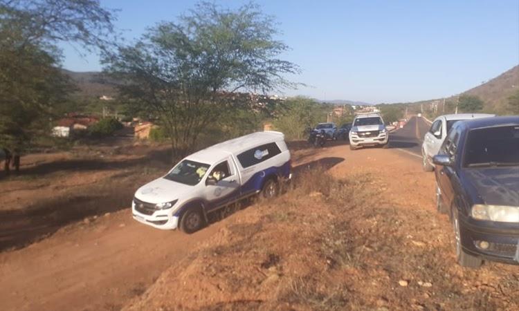 Homem morre após acidente de moto em Itaetê