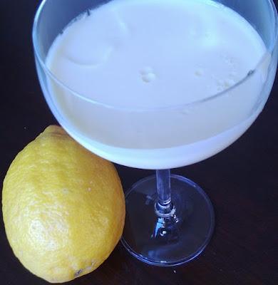 Lemon posset on sellainen...