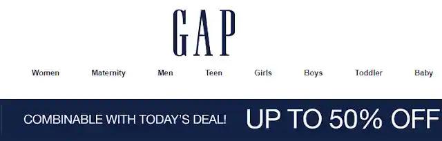 كود خصم جاب gap