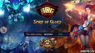 Spirit Of Glory