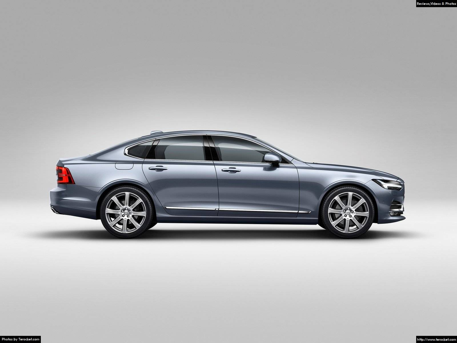 Hình ảnh xe ô tô Volvo S90 2017 & nội ngoại thất