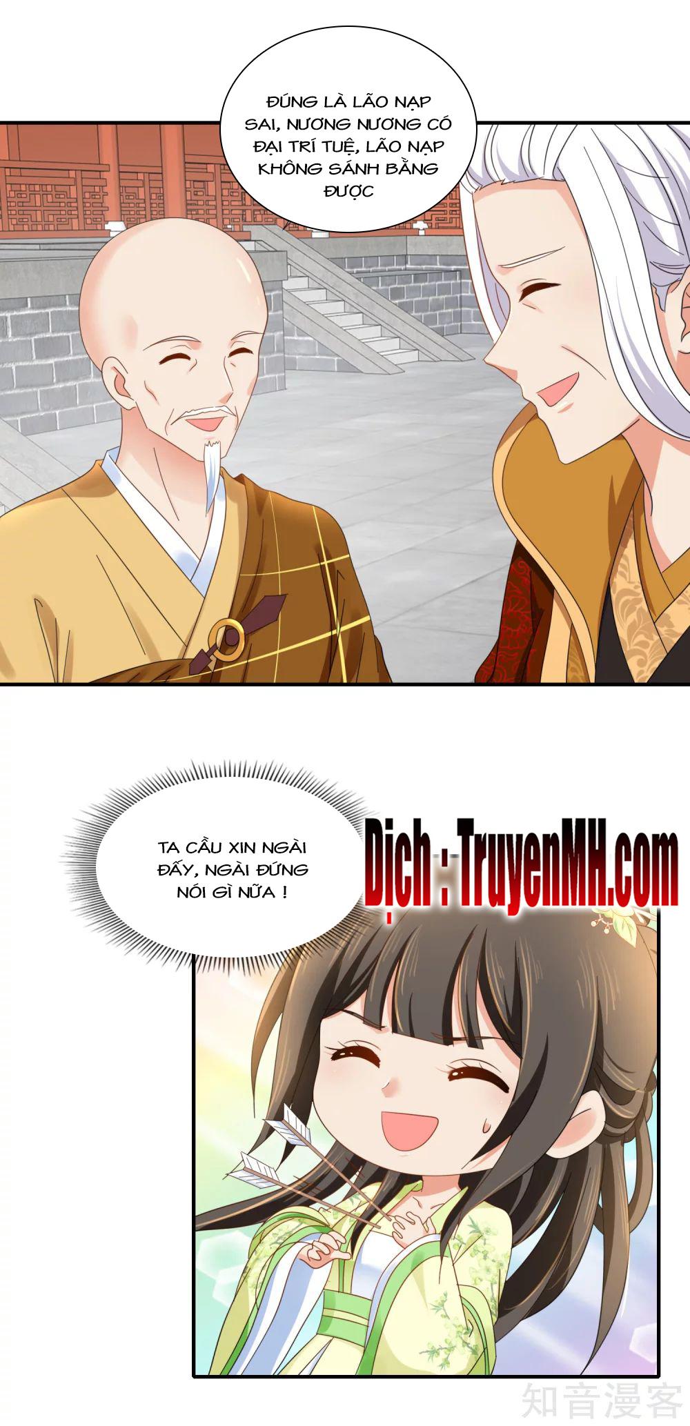 Lãnh Cung Phế Hậu Muốn Nghịch Thiên Chap 122