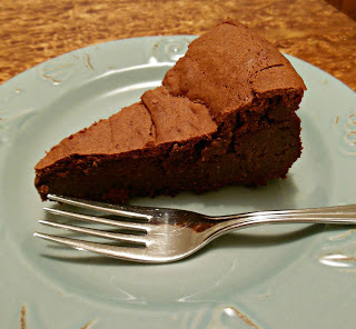 Chocolate Cheesecake, a delicious recipe using your own homemade bread crumbs!
