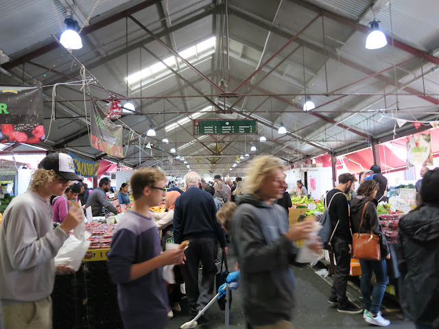 stalls,queen victoria market, Melbourne, Australia