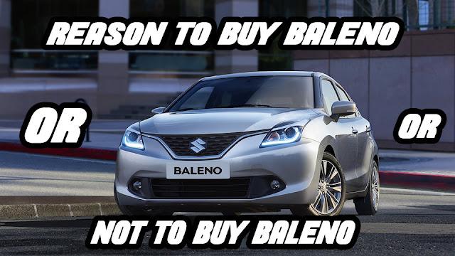 Reason To Buy Maruti Baleno