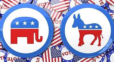 قائمة الولايات الحمراء (الولايات الجمهورية) الانتخابات الامريكية
