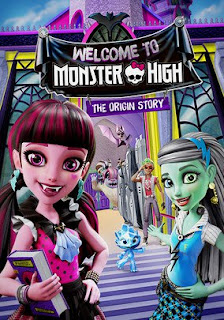 Monster High: Welcome to Monster High (2016) เวลคัม ทู มอนสเตอร์ไฮ กำเนิดโรงเรียนปีศาจ