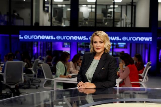 """Euronews Albania premiata per il suo impegno a favore di """"correttezza, accuratezza e imparzialità"""" a cura dell'Osservatorio di Pavia"""