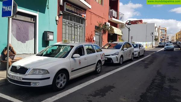 El Ayuntamiento de Breña Alta convoca subvenciones para la compra de taxis eléctricos e híbridos, en favor de la promoción de una movilidad eficiente y sostenible