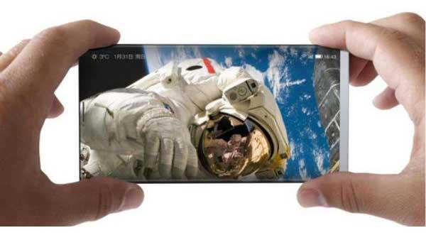 ponsel tanpa bezel