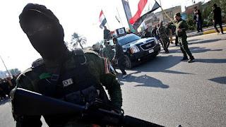 Serangan Bom Sasar Markas Kelompok Syiah di Irak