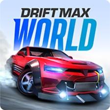 لعبة Drift Max World مهكرة للاندرويد