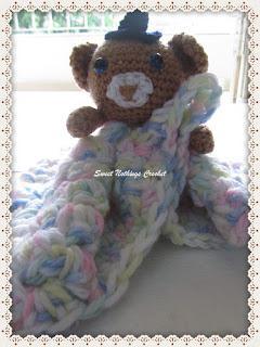 crochet snuggle, crochet blanket