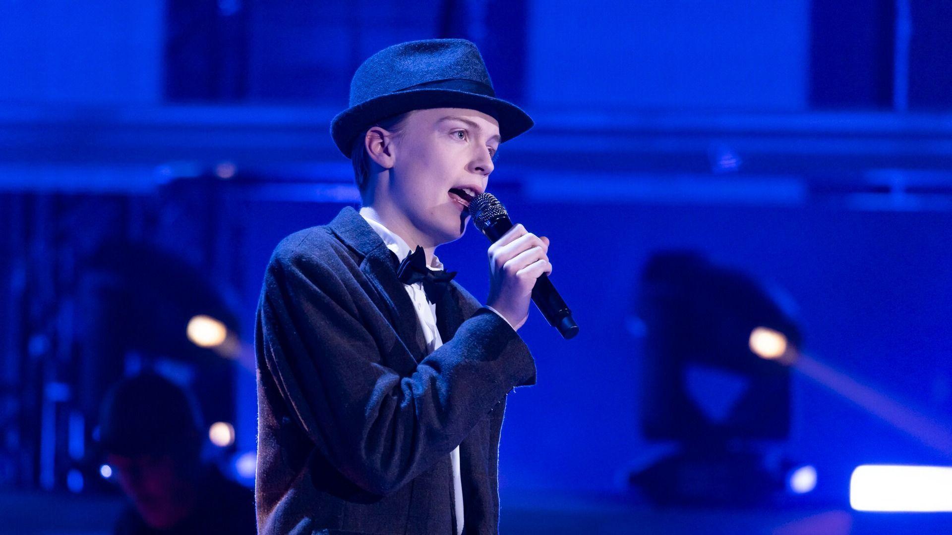 Tom - Cheek To Cheek | The Voice Kids 2021