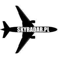 Radar lotów samolotów na mapie w czasie rzeczywistym dostępny na skyradar.
