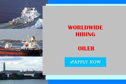 Seaman Jobs Rank Oiler