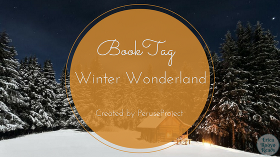 the winter wonderland book tag