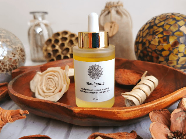 Boulgouiz argan oil