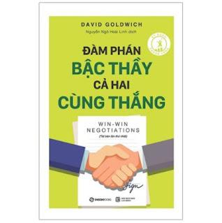 Đàm Phán Bậc Thầy Cả Hai Cùng Thắng - Tái Bản 2019 ebook PDF-EPUB-AWZ3-PRC-MOBI