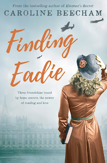 Finding Eadie by Caroline Beecham book cover