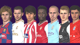 pes 2016 New Faces Added 2019/2020