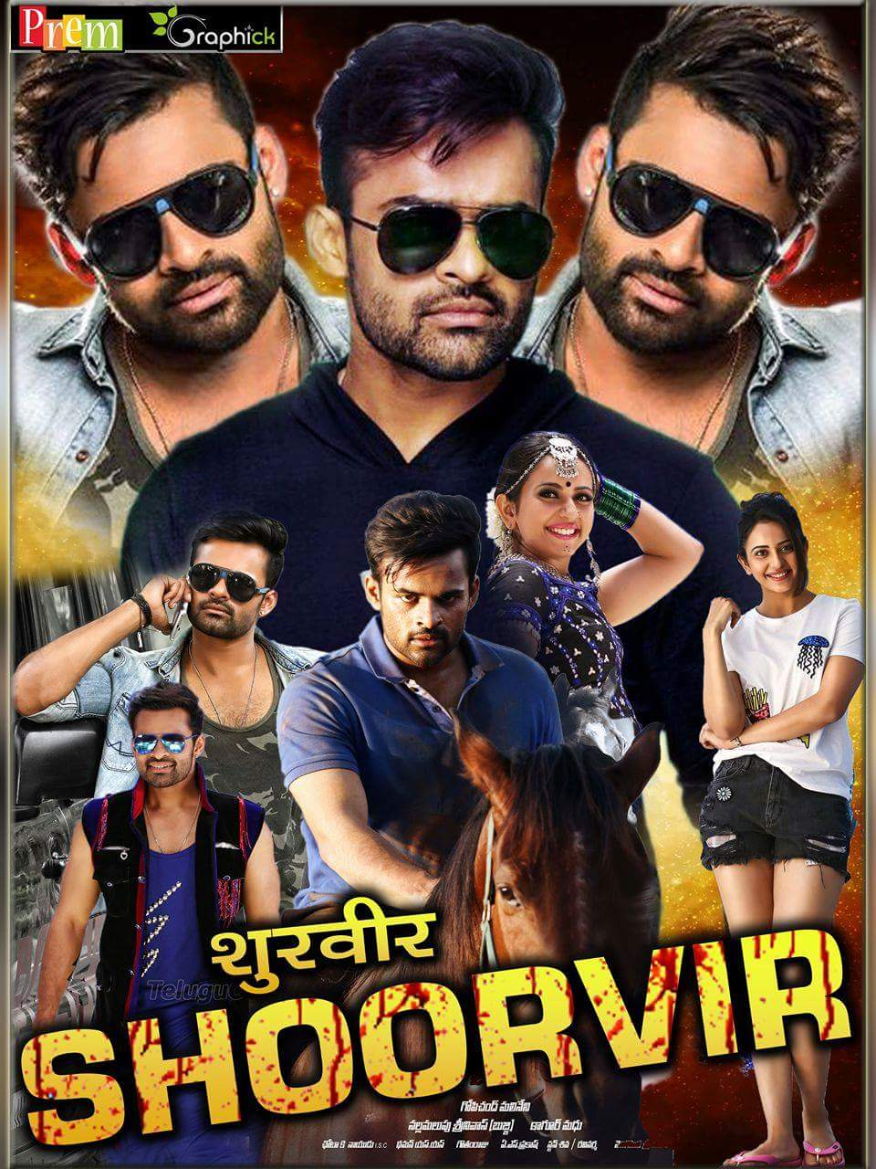 Winner 2017 Dual Audio Hindi 450MB UNCUT HDRip 480p x264 ESubs