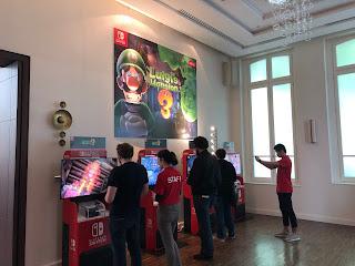 [Dossier] Nintendo Paris 2019 : une fin d'année folle pour la Nintendo Switch !