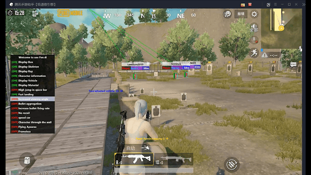 pubg mobile esp hacks