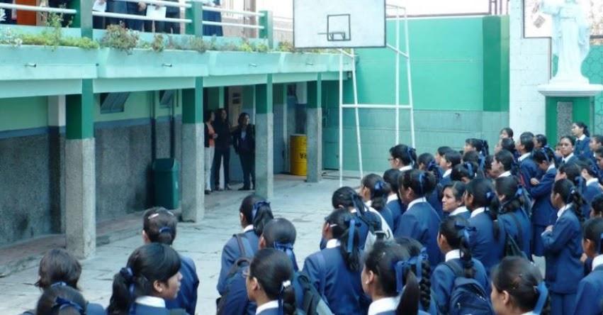 DÍA DEL MAESTRO: Declaran día no laborable para docentes de Arequipa