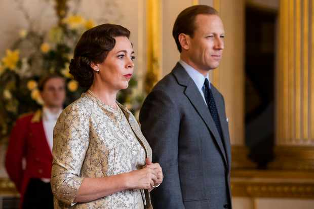 Primer vistazo a la tercera temporada de The Crown