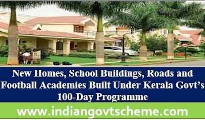 New Homes, School Buildings, Roads