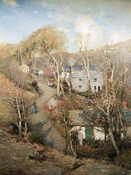Moonlit Cove | Mark Keathley |Painting Artist Directory Cove