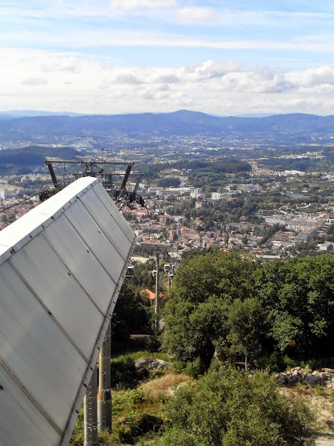 mirador Guimaraes Portugal
