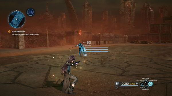 Sword Art Online: Fatal Bullet PC Full Español