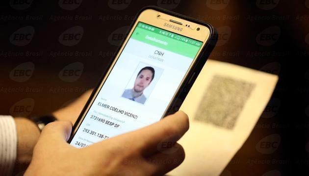 Arquivo/Agência Brasil Após registro com certificado digital, documento é acessado por QRCode