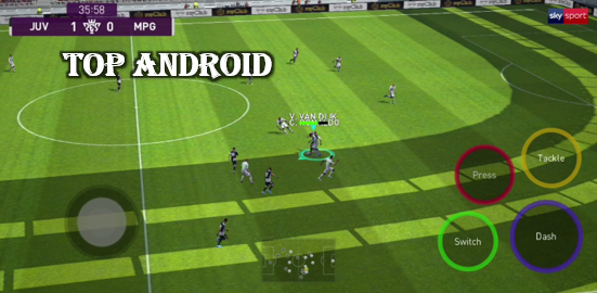 Download PES 2020 Mobile V4.1.0 New Patch Android
