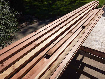 Canoe #03 Core Redwood