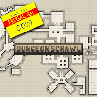 Free GM Resource: Dungeon Scrawl