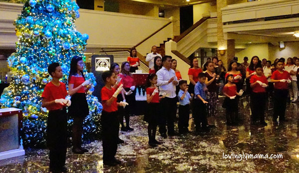 L'Fisher Hotel Bacolod helps - Welcome Home Foundation Inc - charity - CSR - Bacolod hotels - Bacolod City - Bacolod mommy blogger - children - deaf kids - hearing impaired - switch on - tree lighting ceremony - Victor Alcantara - Cong Greg Gasataya - Christmas note - Christmas ornament